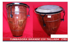 Tumbadora/instrumentos Musicales