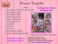 Decoraciones Y Candy Bar