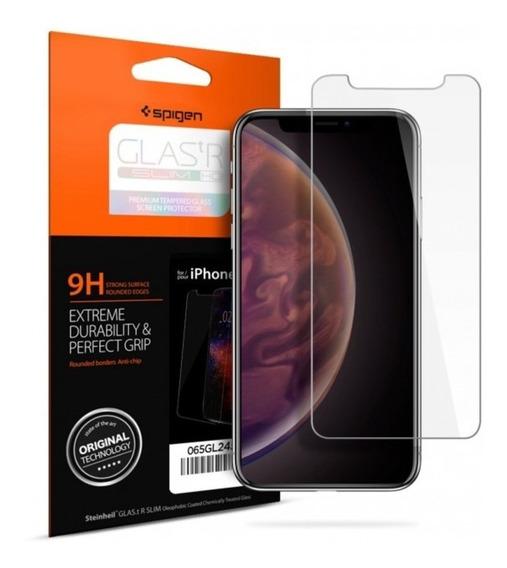iPhone Xs Max Screen Protector Glas.tr Slim Hd