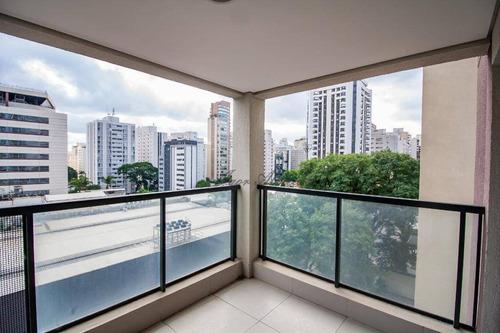 Imagem 1 de 23 de Studio Com 1 Dormitório À Venda, 31 M² Por R$ 490.000,00 - Jardim Paulista - São Paulo/sp - St0221