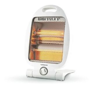 Estufa Electrica Halogena Winco W181 800w Cordoba