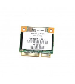 Placa Wireless Wifi Para Notebook Hp Dv4 / 518437-001