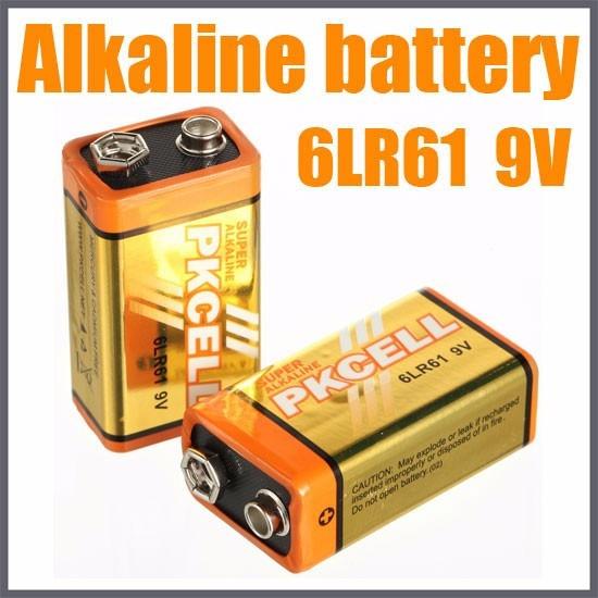 Bateria 9v 6lr61 Alkalina Pkcell, Carro Controle Remoto