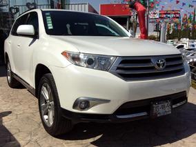 Toyota Highlander 2013 5p Base Premium Sport Aut A/a Q/c Pi