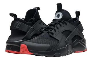 Nike Air Huarache Run Ultra Black Original Envío Gratis
