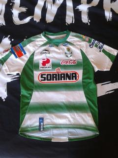 Jersey Santos Laguna Atletica 2007 Talla 10 Para Niño