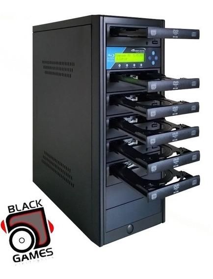 Duplicadora Dvd Y Cd Torre Controlador Acard Pro Tienda