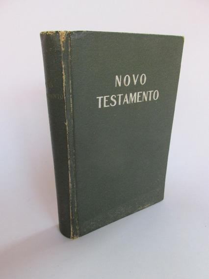 Novo Testamento 1942 Huberto Rohden Raro, Antigo! Biblia