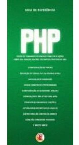 Livro Guia De Referência Php