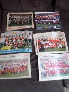 Sergipe Coleção 6 Posters Campeão Aracaju Placar Futebol