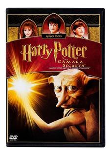 Harry Potter Y La Camara Secreta Año 2 Dos Pelicula Dvd