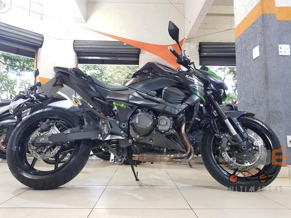 Kawasaki Z 800 Preto 2014