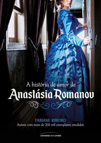 Imagem 1 de 1 de Historia De Amor De Anastasia Romanov, A