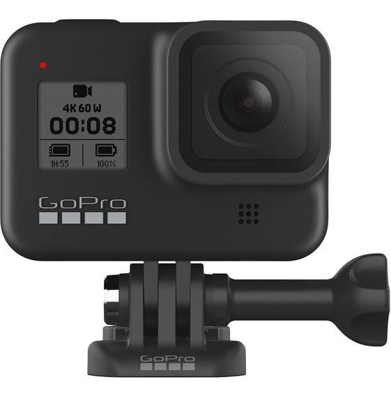 Câmera Gopro Hero 8 Black - Cartão 32gb Extreme Nota Fiscal