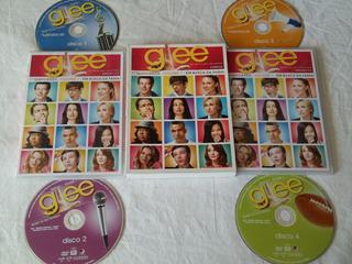 Box Dvd - Glee - 1ª Temporada Volume 1 E 2