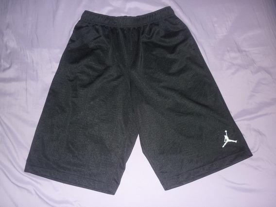 E Short Bermuda Basquet Nike Jordan Talle Xl Chicos Art 4487