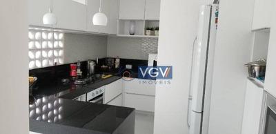 Lindo Apartamento, 2 Dormitórios No Miolo Da Vila Mascote - Ap2719