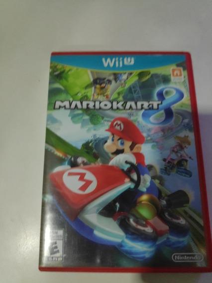 Mario Kart 8 Nintendo Wii U Original Midia Fisica. Europeu!!
