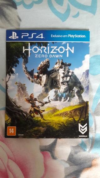 Jogo Ps4 Horizon Zero Dawn
