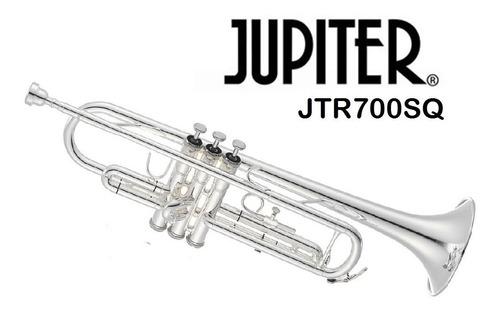 Trompeta Jupiter Jtr700sq Trompeta De Lujo Nuevo