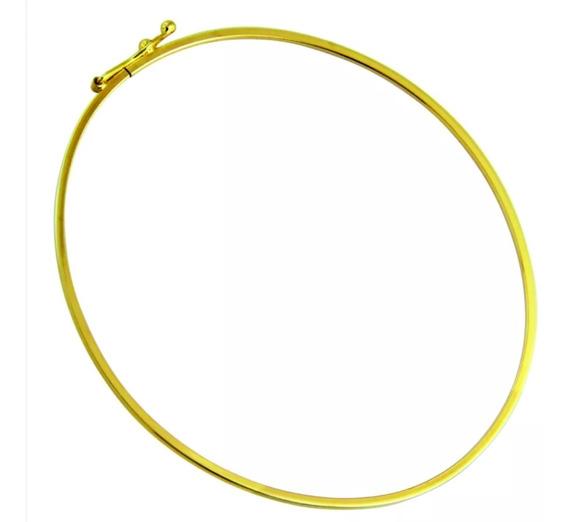 Pulseira Bracelete Feminino Ouro 18k 750 San Diego