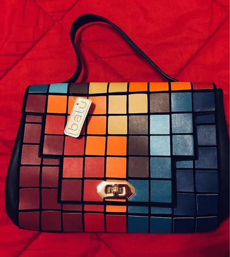 Bolso Mujer Cubo Rubik