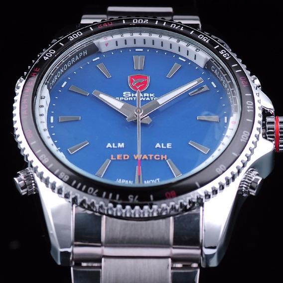Relógio - Shark Sport - Mako - Original - Em Estoque