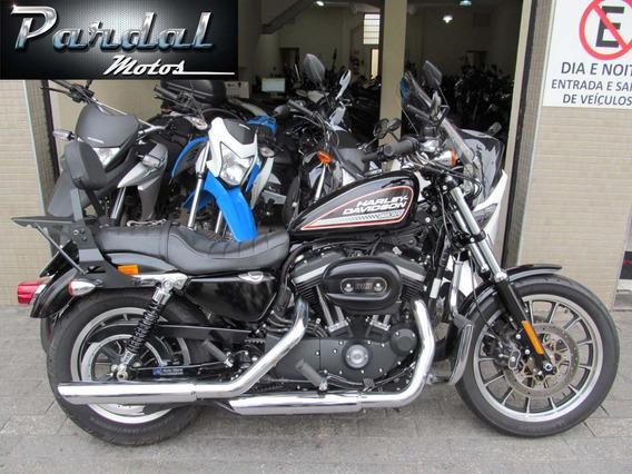 Harley Davidson Sportester Xl 883 R 2014 Preta
