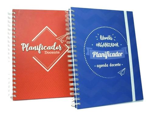 Pack 30 Agendas Planificación (con Detalle)
