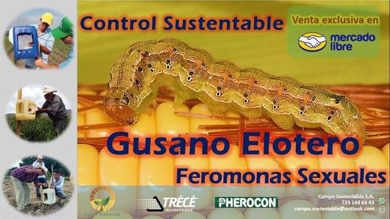 Feromona Para Control De Gusano Elotero Paq. / 1 Ha (4pzs)