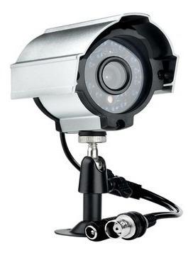 Camara Color Ntsc Ccd Seguridad Vision Nocturna Nueva