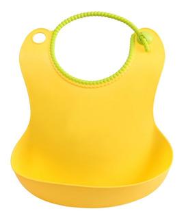 Babero De Silicona Bebes, Calidad Premium. Baby Innovation
