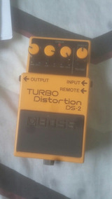 Pedal Boss Turbo Distortion Ds-2 Novo