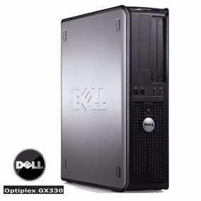 Desktop Dell Optiplex 330 Dual Core E2160 2gb Hd 320gb +wifi