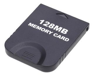 128 Mb Cartão Memória Para Nintendo Wii Gamecube