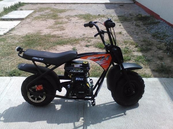 Italika 80cc Remato