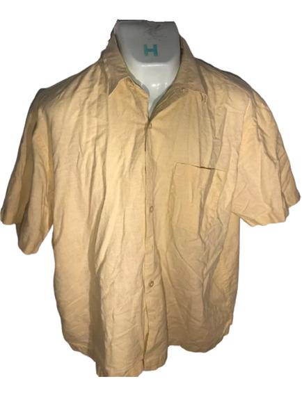 Camisa L Old Navy Id G229 Usada Detalle Hombre Oferta 10% O