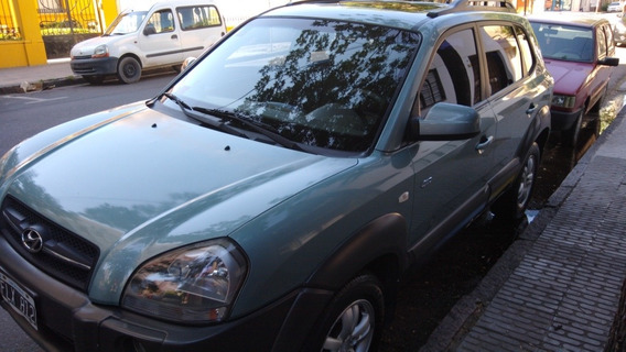 Hyundai Tucson 2.0 4x4 2007