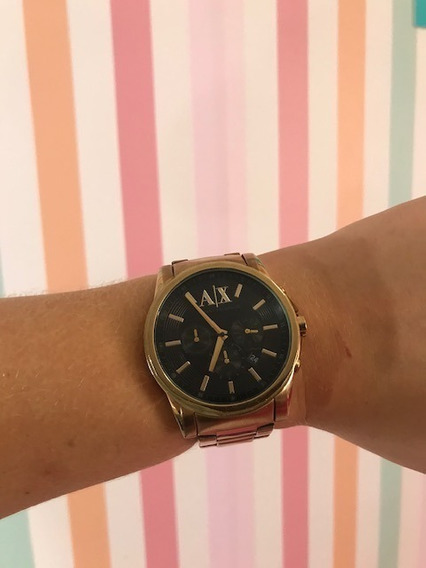 Relógio Armani Exchange Feminino Original