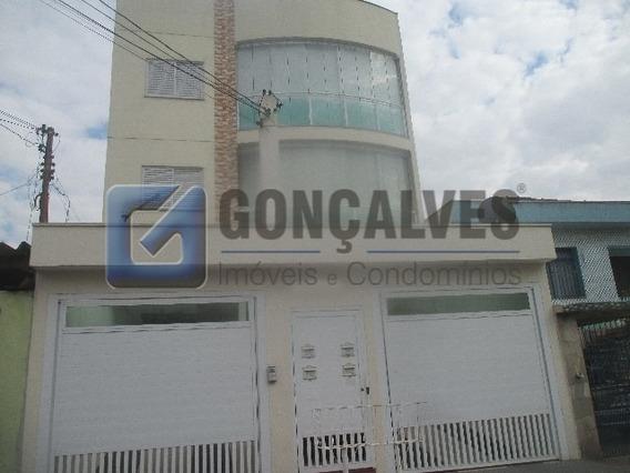 Venda Apartamento Cobertura Santo Andre Vila Camilopolis Ref - 1033-1-136183