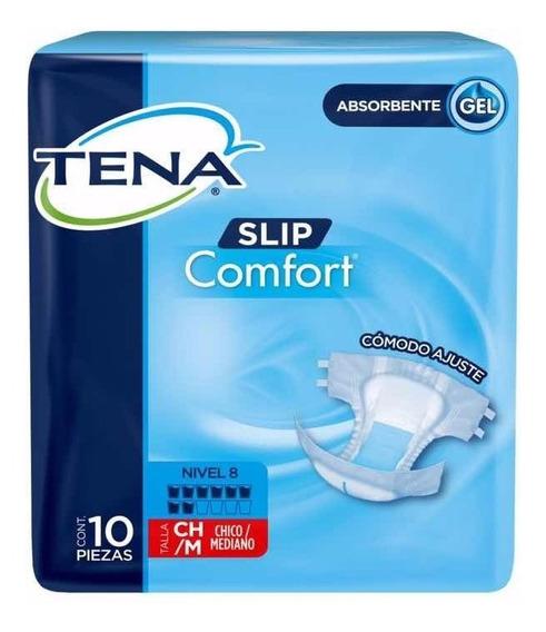 Pañal Para Adulto Tena Comfort Talla M 10 Pieza