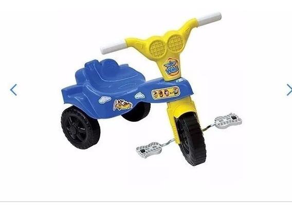Triciclo Velotrol Infantil Criança Menino Menina Brinquedo