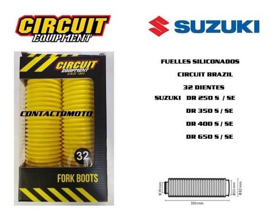 Fuelles Dr 250/350/400s-se 32d Circuit Brazil Siliconados
