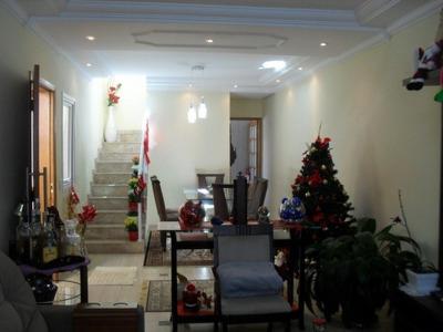 Venda Sobrado/duplex (casa Em Condomínio) Taboão Da Serra Brasil - Cl7961