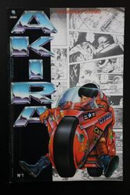 Akira Katsuhiro Otomo Editora Globo Do 1 Ao 12 P/ Colecionar