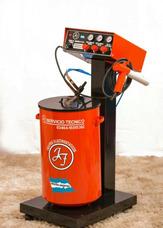 Equipos Electrostaticos Para Pintura Epoxi En Polvo Fabrica