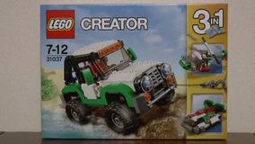 Lego Original Creator 3em1 Adventure Vehicles - 31037