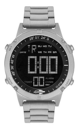 Relógio Masculino Mormaii Road Thunder Mow13901/1p - Prata