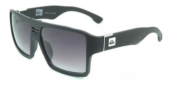 Óculos De Sol Quiksilver Enose Quadrado Filtro Uv400 Grande