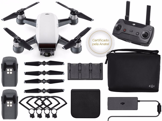 Drone Spark Fly More Combo Com Controle